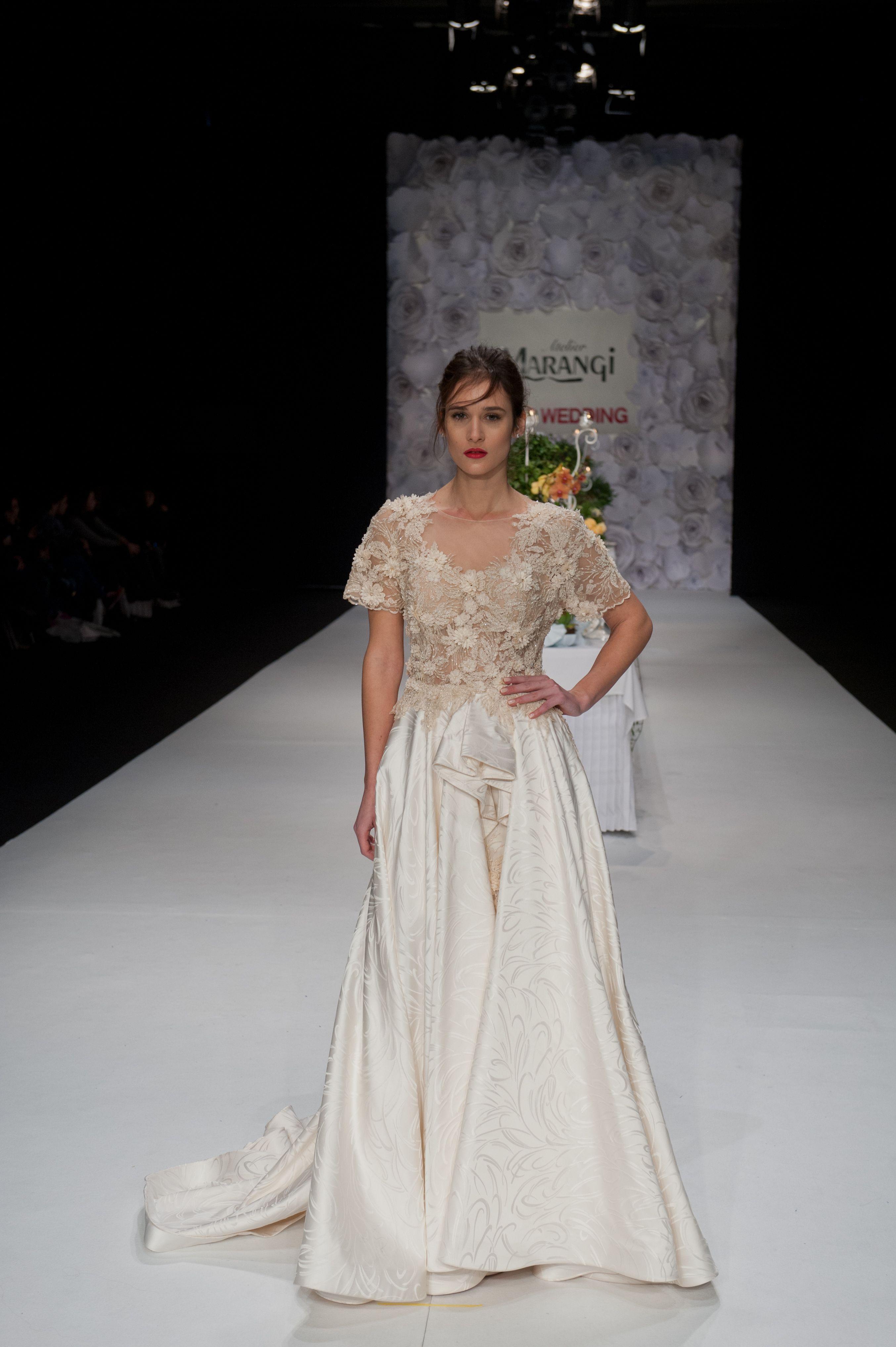 Νυφικό Φόρεμα Γοργονέ