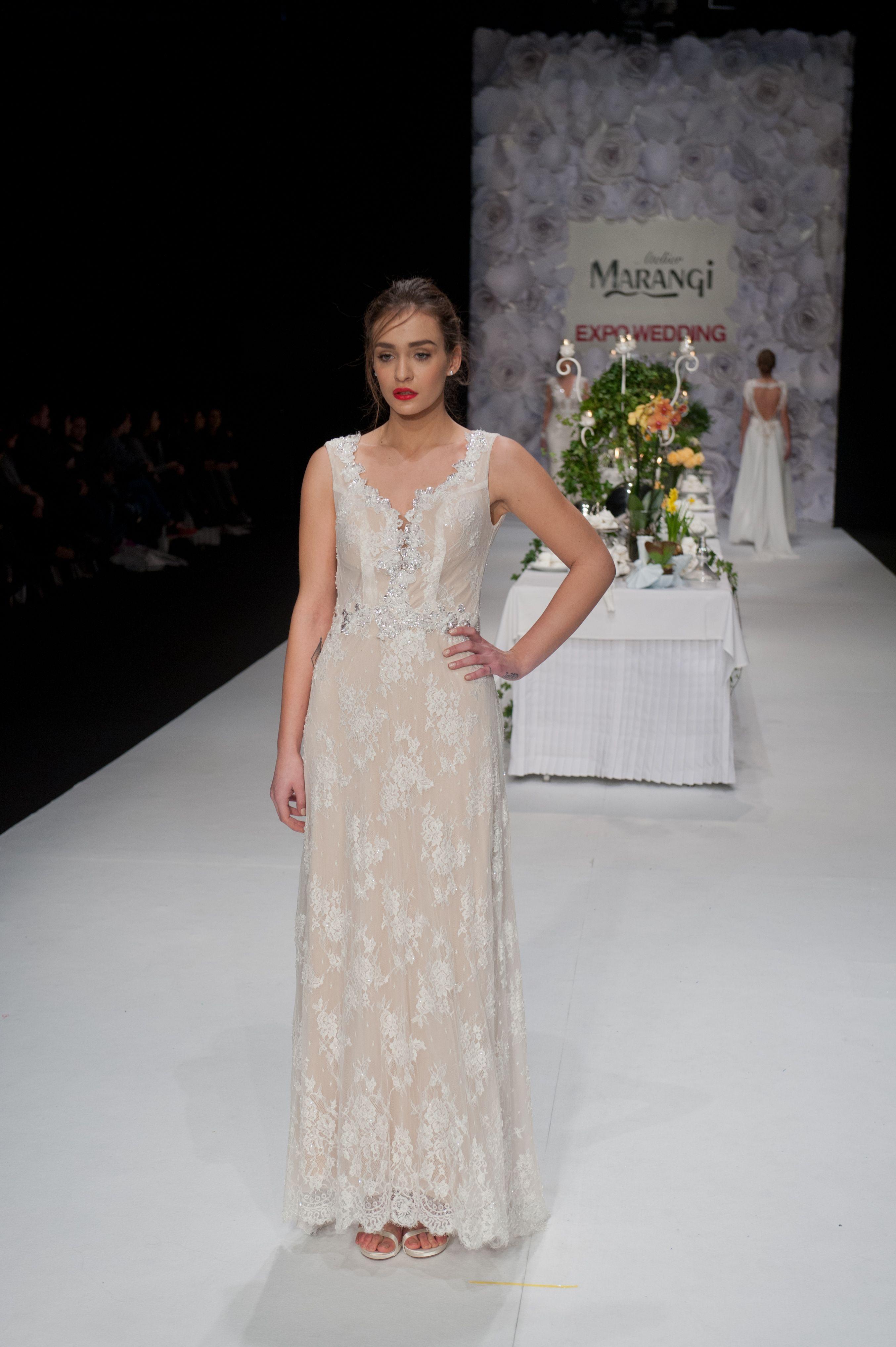 Νυφικό Φόρεμα Γοργονέ – 1039