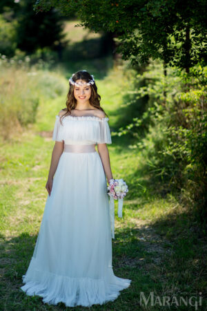 db4229a58025 Νυφικό Φόρεμα Boho - 1057 €499.00