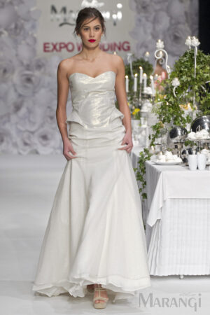 Νυφικό Φόρεμα Γοργονέ - 1025