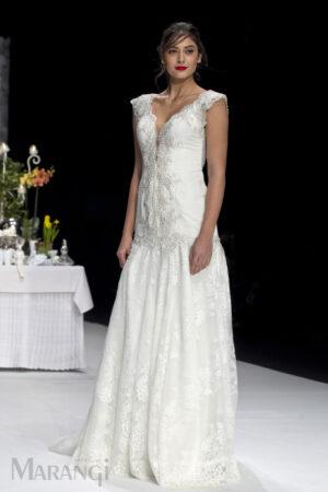 Νυφικό Φόρεμα Γοργονέ - 1027