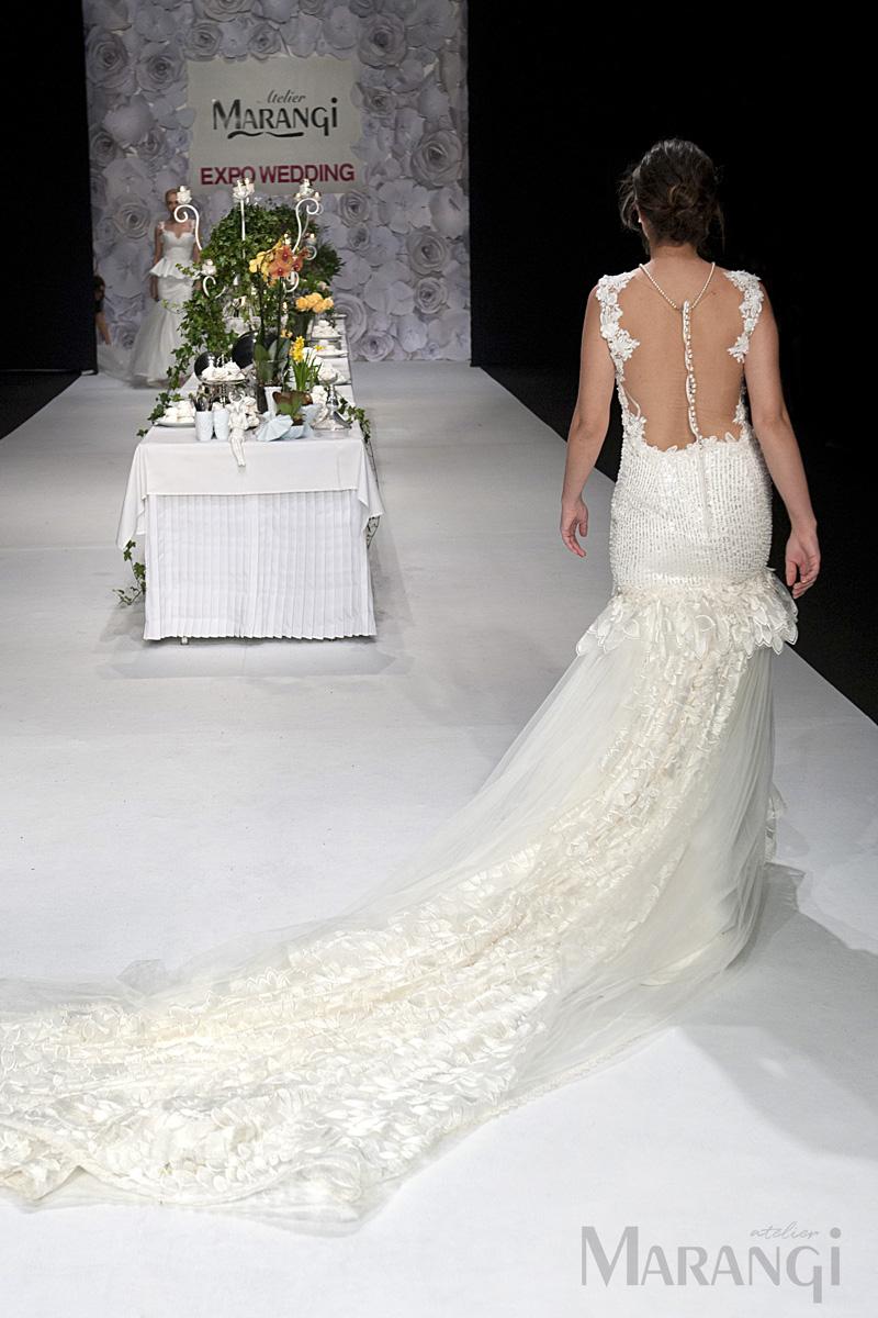 ab4554518b7d Νυφικό Φόρεμα Γοργονέ - 1030