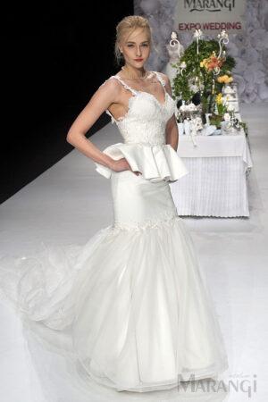 Νυφικό Φόρεμα Γοργονέ - 1031
