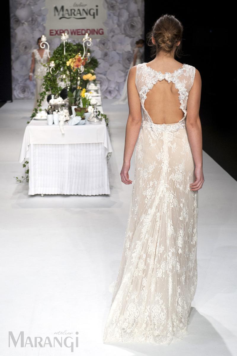 25145885f5a4 Νυφικό Φόρεμα Γοργονέ - 1039