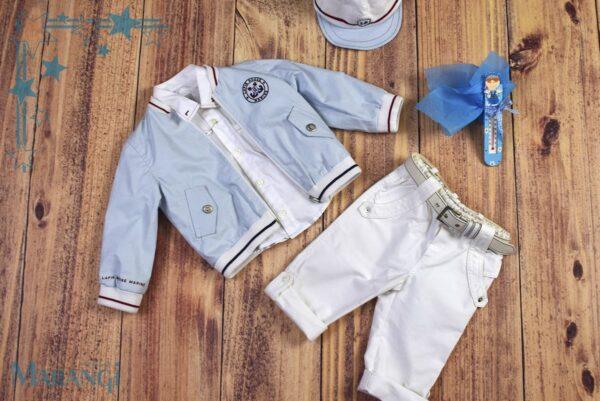 Βαπτιστικά ρούχα αγόρι Lapin ΒΑ-101