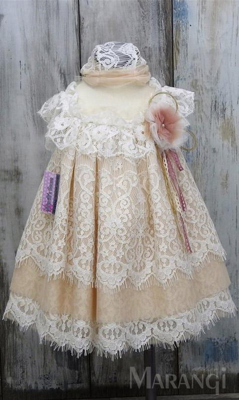 βαπτιστικο φορεμα 1