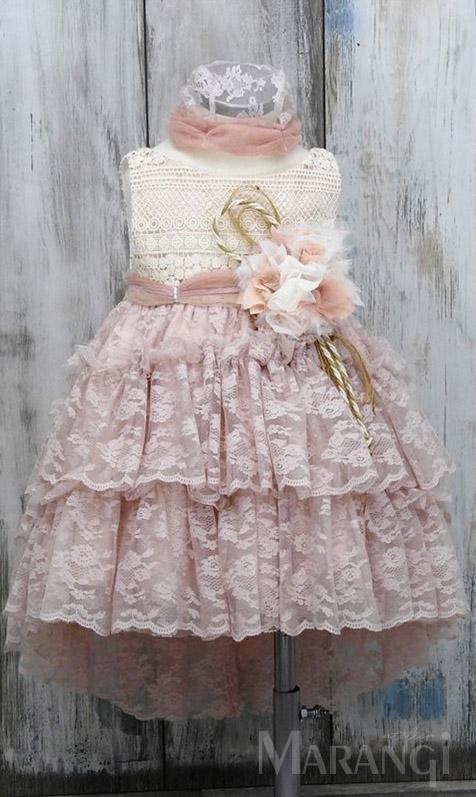 βαπτιστικο χειροποίητο φόρεμα βαμβακερό